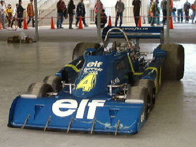 Tyrrell P34 FORD