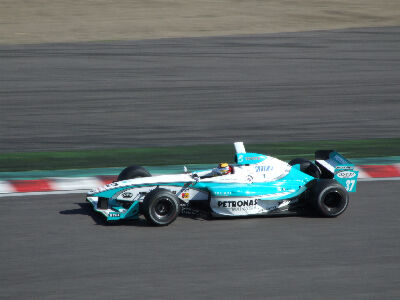PETRONAS TEAM TOM'S